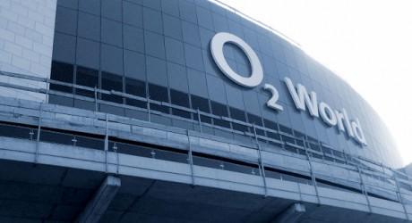 Projektcontrolling - O2 Arena Berlin